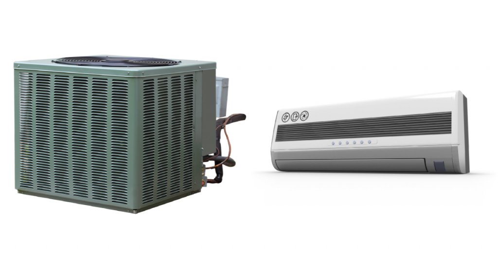Central vs Ductless