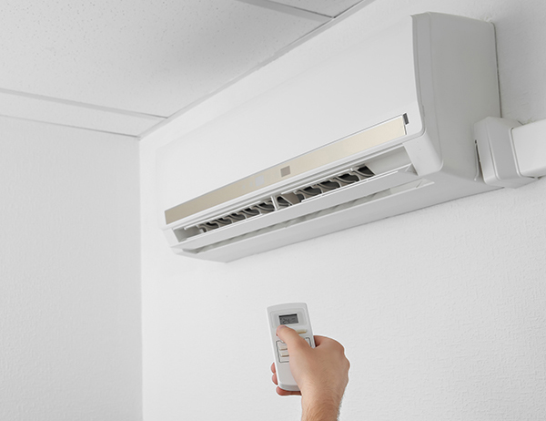Ductless A/C Installations