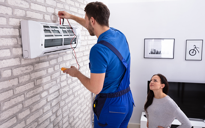 ductless ac maintenance